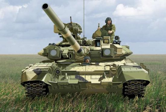 Ace Model T-90 Modern Russian MBT