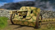 Ace Model Pak.50 7.5 cm German Anti-Tank Gun makett