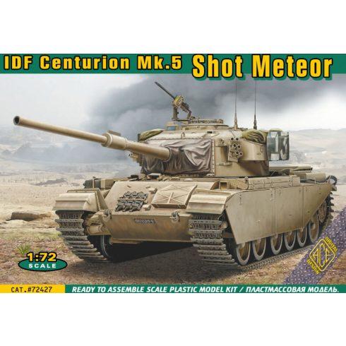 Ace Model IDF Centurion Mk.5 Shot Meteor makett