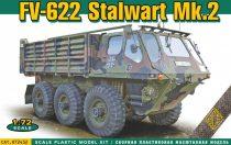 Ace Model FV-622 Stalwart Mk.2 makett