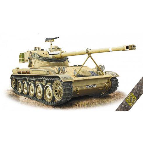 Ace Model AMX-13/75 French light tank makett