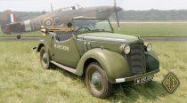 Ace Model British Staf car 8hp Tourer