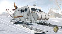 Ace Model Soviet Armored Aerosan NKL-16/41 makett
