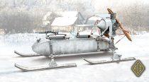 Ace Model Aerosan RF-8 GAZ-98K makett
