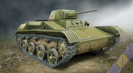 Ace Model T-60 Soviet Light Tank 1942