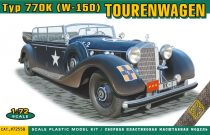Ace Model Typ 770K (W-150) Tourenwagen makett