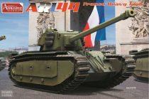 Amusing Hobby ARL44 French Heavy Tank makett