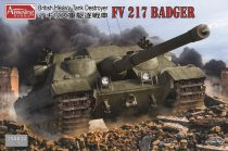 Amusing Hobby FV217 Badger makett