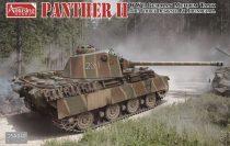 Amusing Hobby Panther II Rheinmetall turret makett