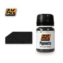 AK Black pigment