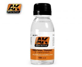AK Odorless Turpentine 100 ml