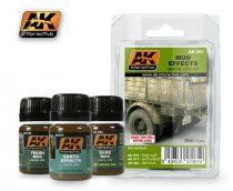 AK Mud Set