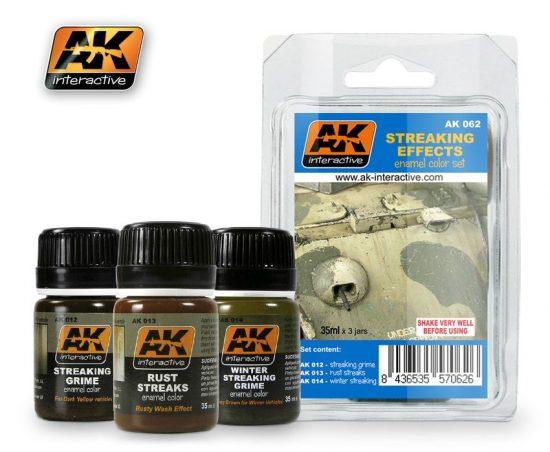 AK Streaks Set
