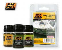 AK Slimy Grime And Fuel Set