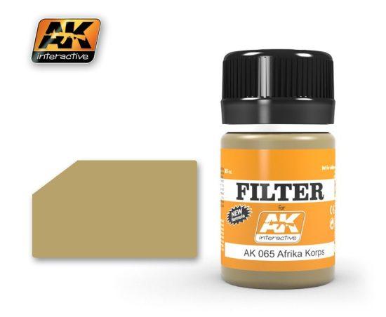 AK Afrika Korps Filter