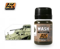 AK Wash For Afrika Korps