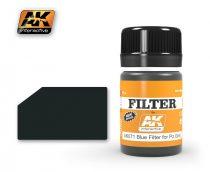AK Blue For Panzer Grey Filter