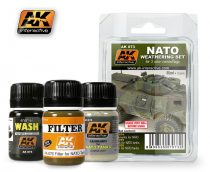 AK Nato Weathering Set