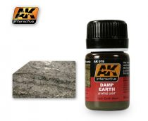 AK Damp Earth
