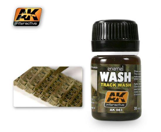 AK Track Wash