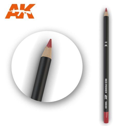AK akvarell ceruza - Red Primer