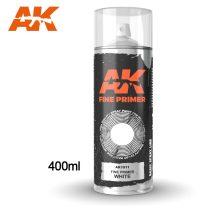 AK FINE PRIMER WHITE SPRAY