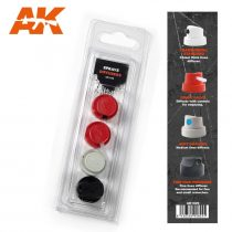 AK SPRAY DIFFUSOR SET 2