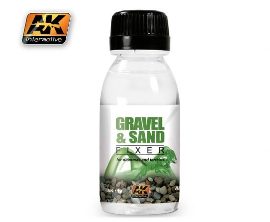 AK Gravel & Sand Fixer