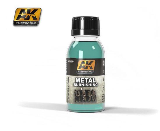 AK Metal Burnishing Fluid