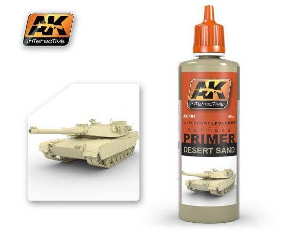 AK Desert Sand Primer