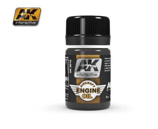 AK Aircraft Engine Oil