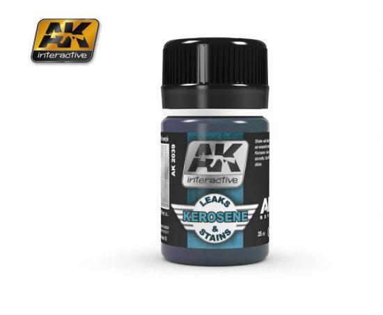 AK Kerosene Leaks & Stains