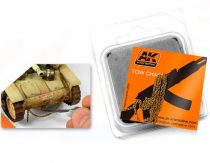 AK RUSTY TOW CHAIN MEDIUM