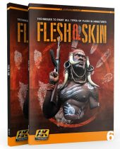 FLESH AND SKIN - AK LEARNING SERIES NUMBER 6.