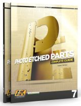 PHOTOETCH PARTS - AK LEARNING SERIES NUMBER 6.