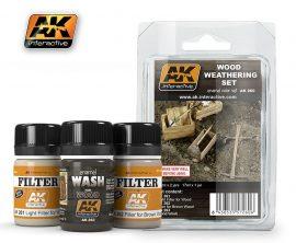 AK Wood Weathering Set