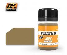 AK Light filter for wood
