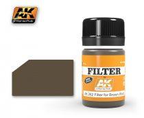 AK Filter For Browm Wood
