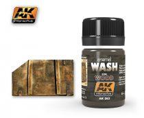 AK Wash for wood