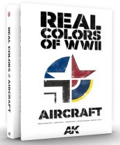 AK Real Colors of WWII - AIRCRAFT