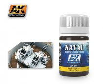 AK Dark Wash For Wood Deck