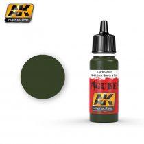 AK DARK GREEN - M-44 DARK SPOTS AND DOTS