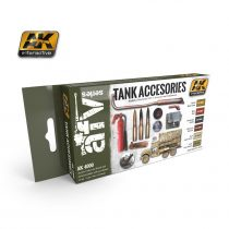 AK Tank accessories
