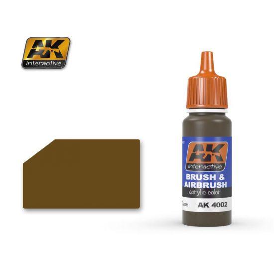 AK Bullet Metal Case acrylic paint