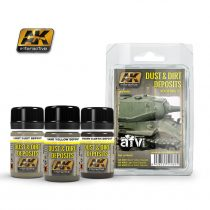 AK Dust And Dirt Deposits Weathering Set