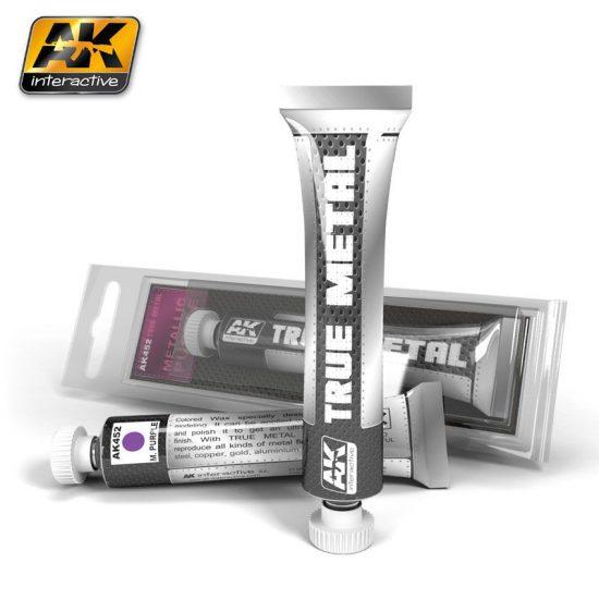 AK True Metal Metallic Purple