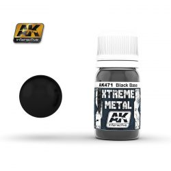 AK Xtreme metal black base