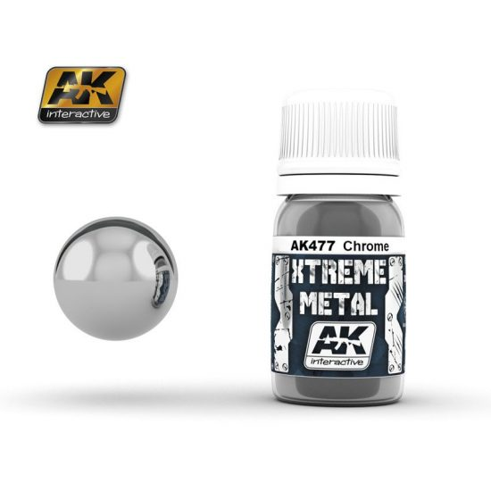 AK Xtreme metal Chrome