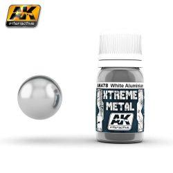 AK Xtreme metal White Aluminium