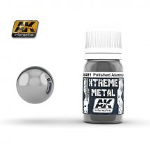 AK Xtreme metal polished aluminium